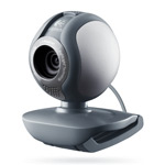 Веб-камера Logitech Webcam B500